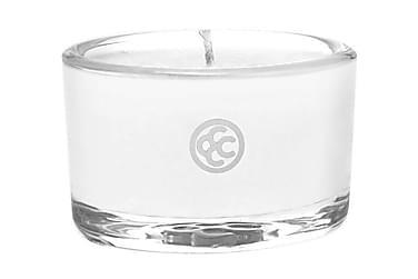 DOFTLJUS Glass Tealight Coconut Rain