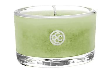 DOFTLJUS Glass Tealight Cucumber Fresca