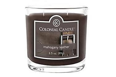 DOFTLJUS Small Mahogany Leather