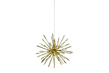 HYDRA Hängande Dekoration LED 50 Guld