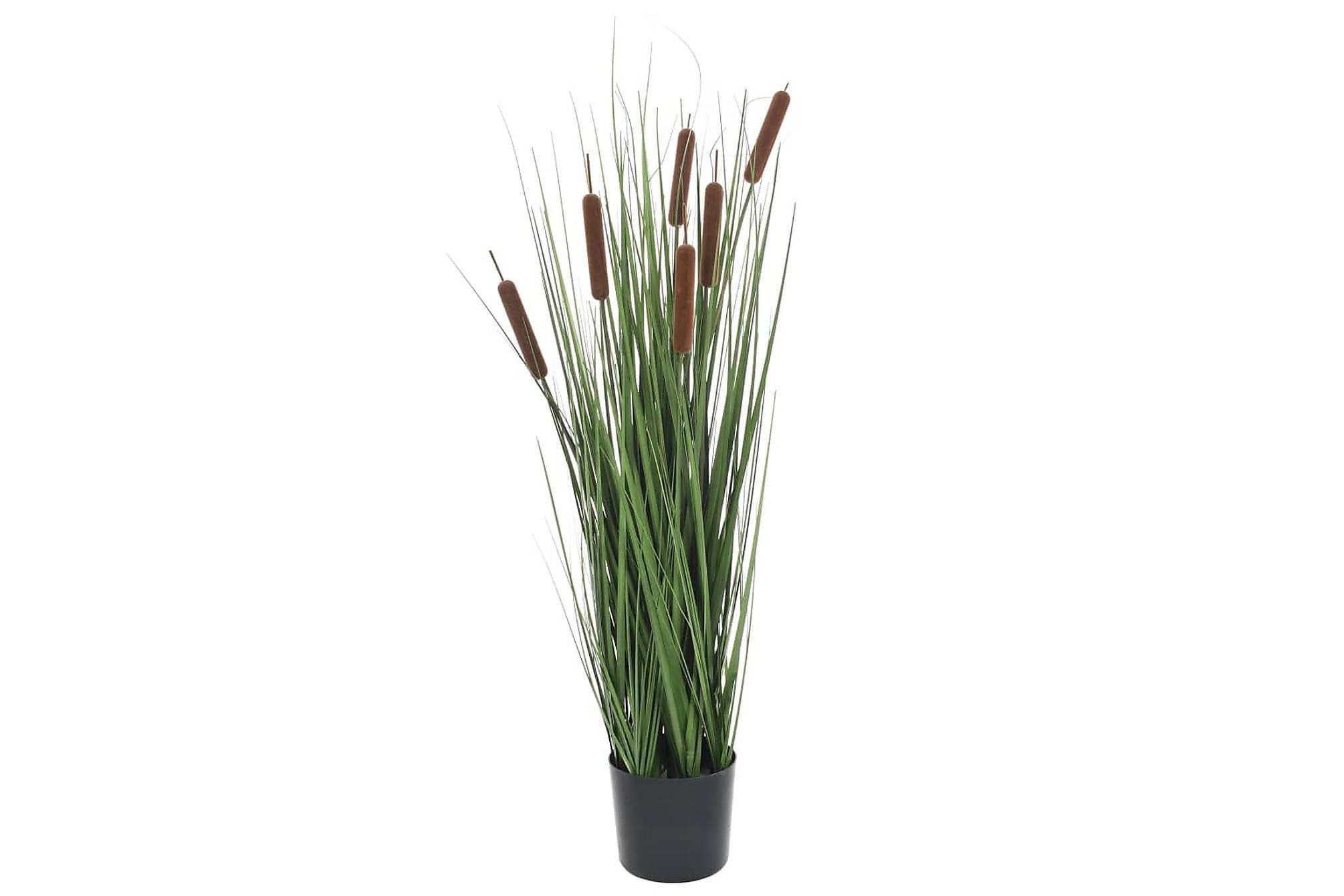 Konstväxt gräs med säv 85 cm