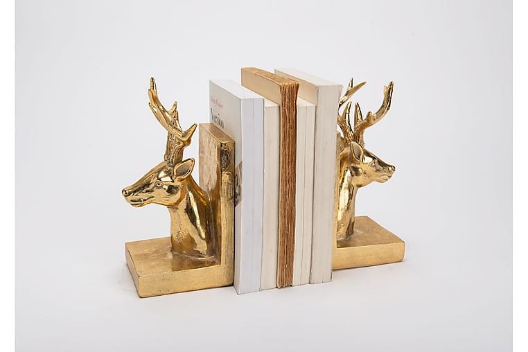 LINKVARNEN Dekorationsfigur Guld - Möbler & Inredning - Inredning - Dekoration