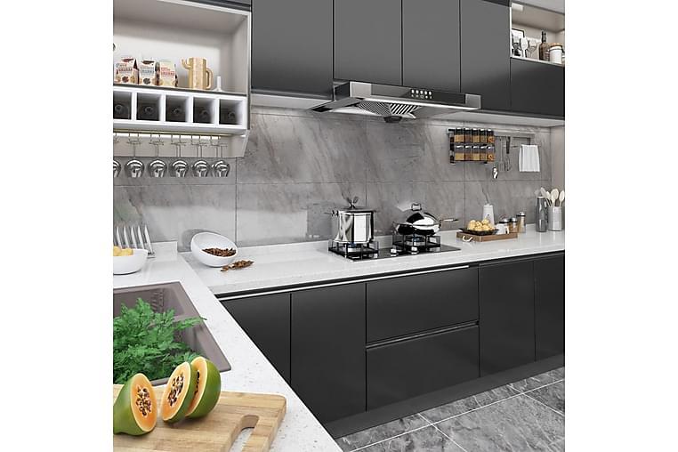Dekorplast svart 500x90 cm PVC - Svart - Möbler & Inredning - Inredning - Fönsterfilm