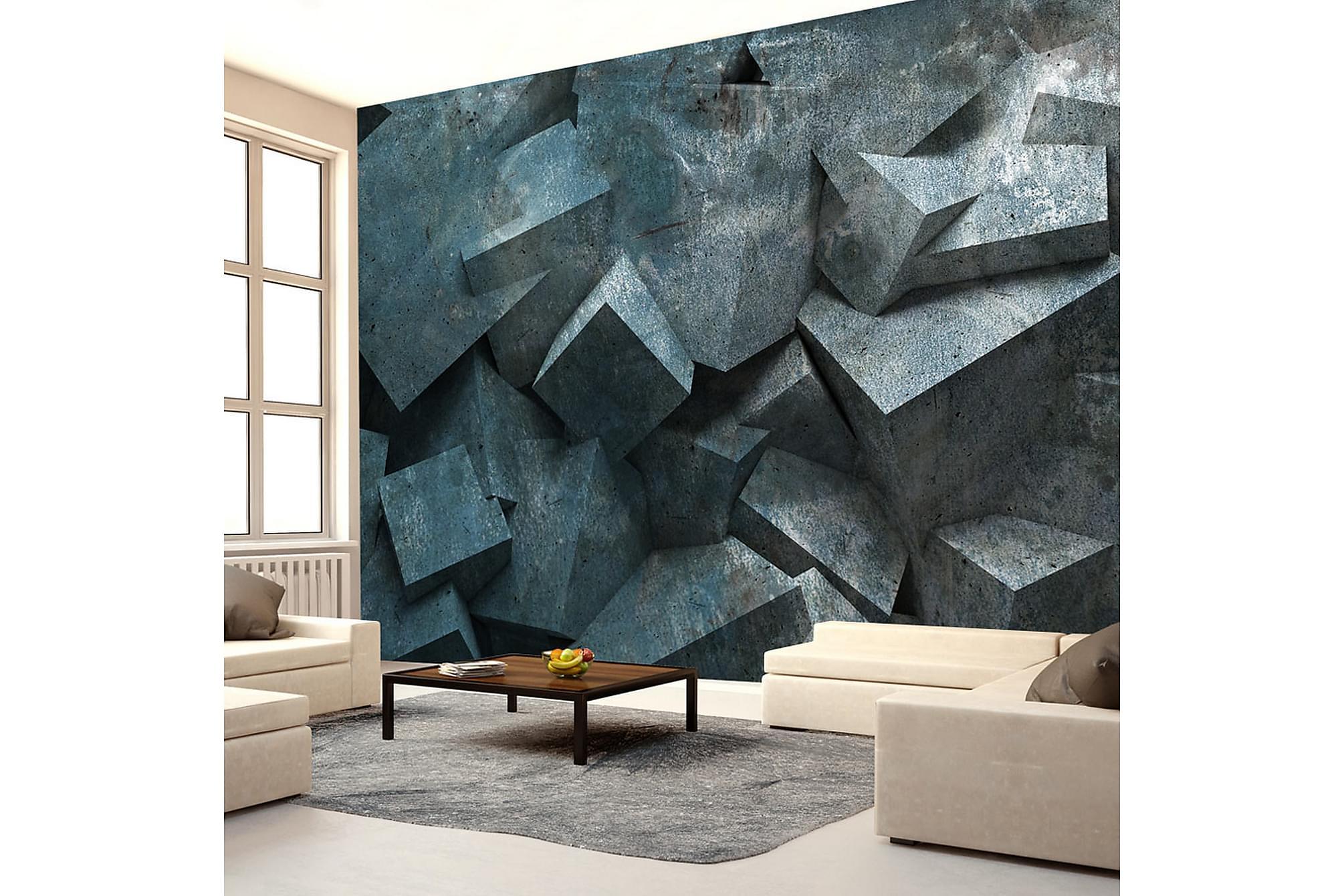 Fototapet stone avalanche 150x105
