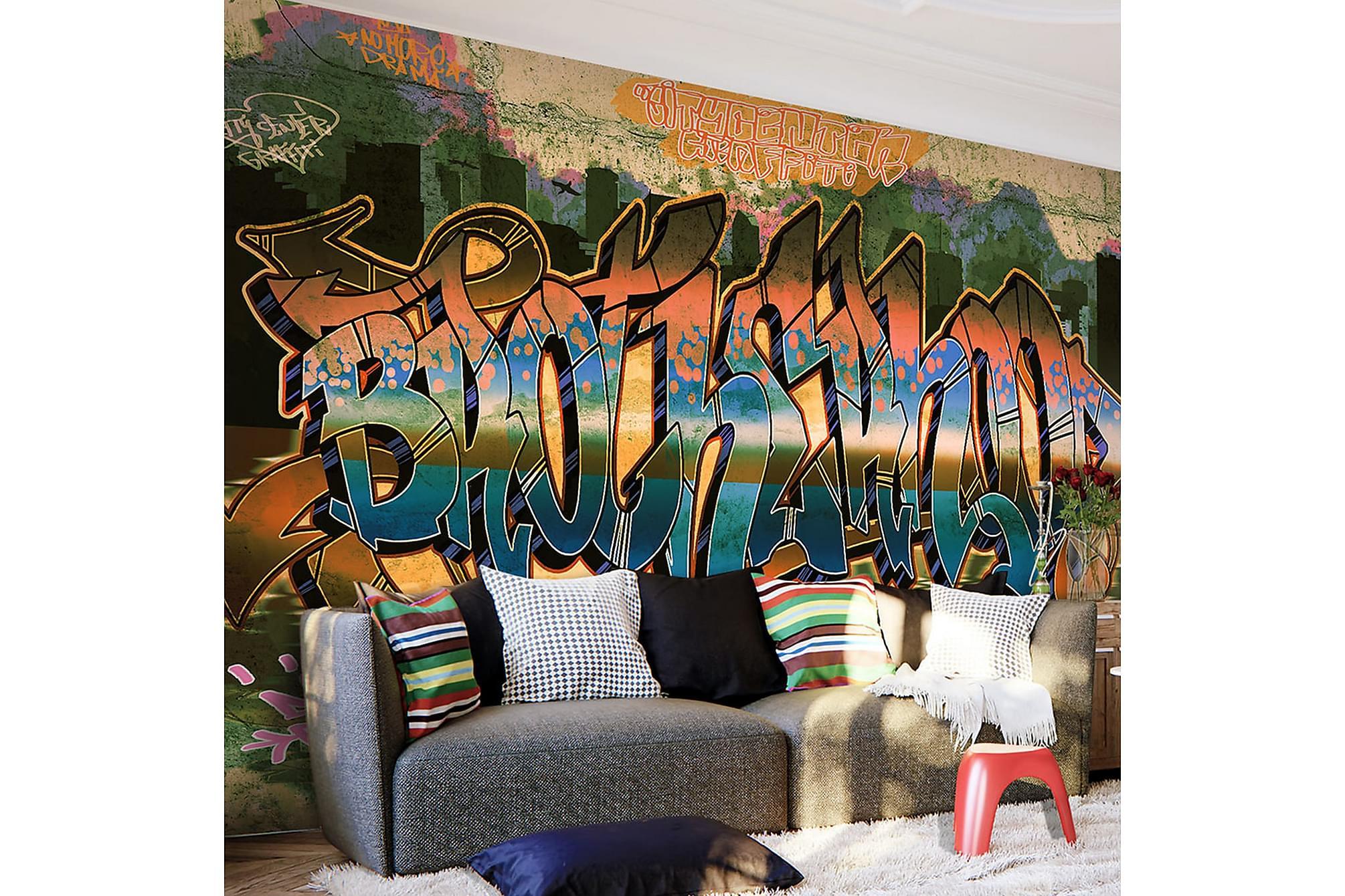 Fototapet street art 250x175