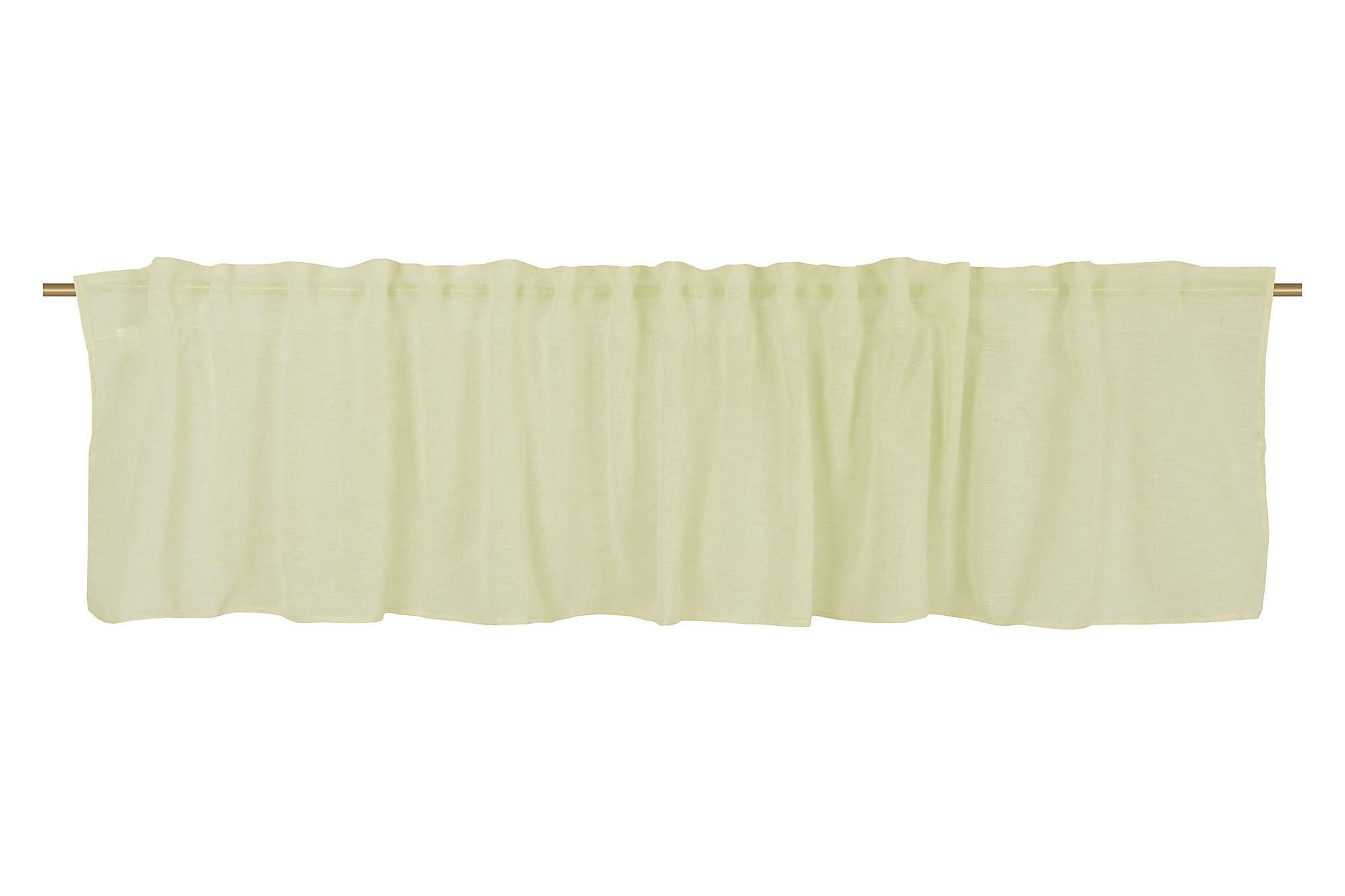 ADINA Gardinkappa 50x250 Olivgrön, Gardiner & gardinupphängning