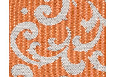 Barock Tablett Orange