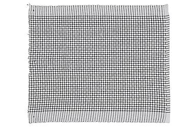 BRINA Tablett 34x47 Svart/Vit