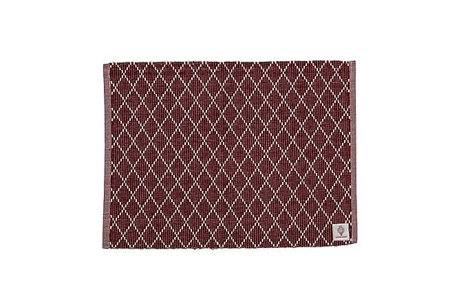 DELISA Tablett 33x45 Röd - Inomhus - Inredning - Kökstextilier
