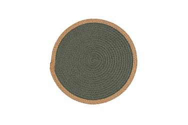 SIRENA Tablett 38 Rund Grön
