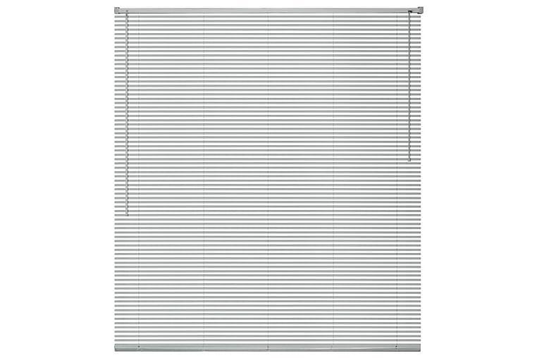 Persienner aluminium 140x220 cm silver - Silver - Möbler & Inredning - Inredning - Persienner