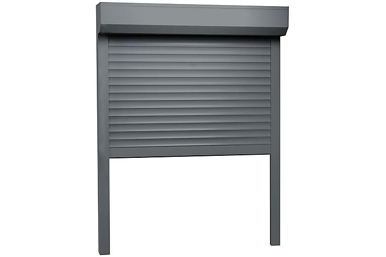 Rulljalusi aluminium 120x150 cm antracit - Grå - Möbler & Inredning - Inredning - Persienner