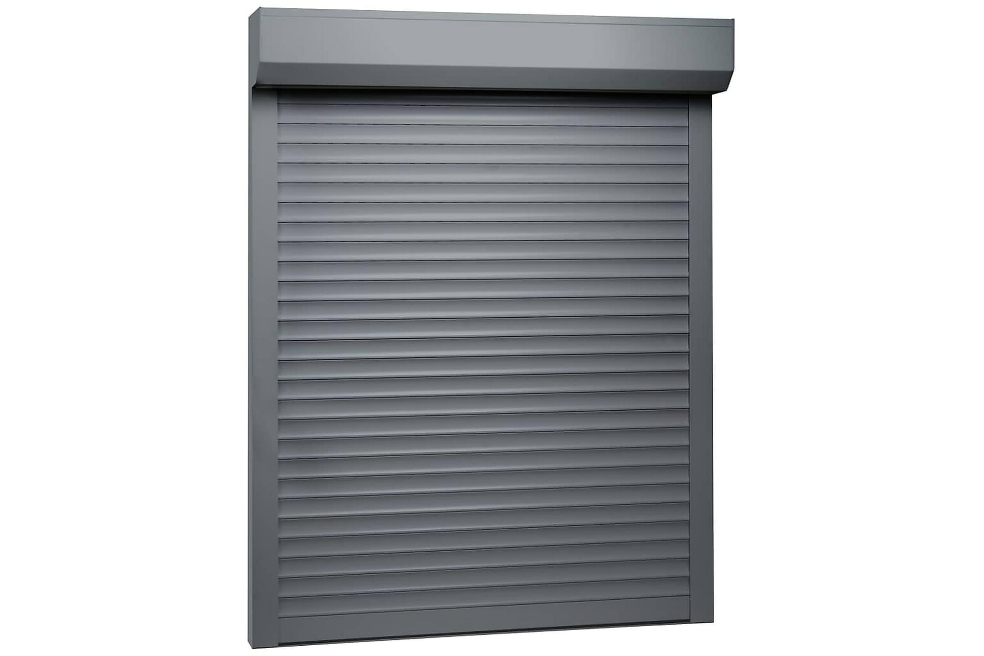 Rulljalusi aluminium 70×100 cm antracit