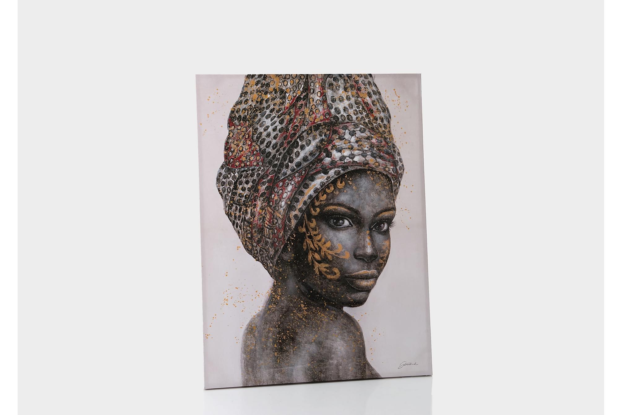 AVICHAI Canvastavla 90x120 cm, Posters & tavlor