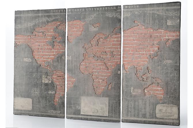 BARBAZA Övriga tavlor 300x201 cm Flerfärgad - Möbler & Inredning - Inredning - Posters & tavlor