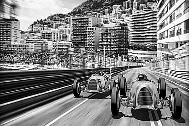 CANVAS Tavla Monte Carlo 80x120 cm