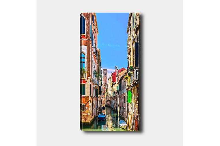CANVASTAVLA DKY Cities & Countries Flerfärgad 50x120 cm - Möbler & Inredning - Inredning - Posters & tavlor