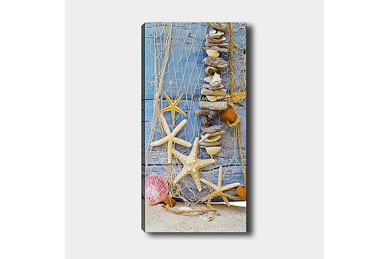 CANVASTAVLA DKY Nautical & Beach Flerfärgad 50x120 cm - Möbler & Inredning - Inredning - Posters & tavlor