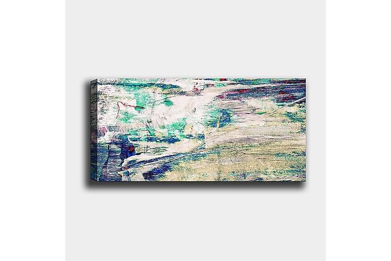 CANVASTAVLA YTY Abstract & Fractals Flerfärgad 120x50 cm - Möbler & Inredning - Inredning - Posters & tavlor