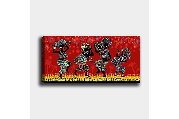 CANVASTAVLA YTY Culture Flerfärgad 120x50 cm - Möbler & Inredning - Inredning - Posters & tavlor