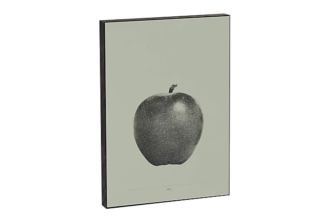 CAUL Tavla Apple Grön - Inomhus - Inredning - Posters & tavlor