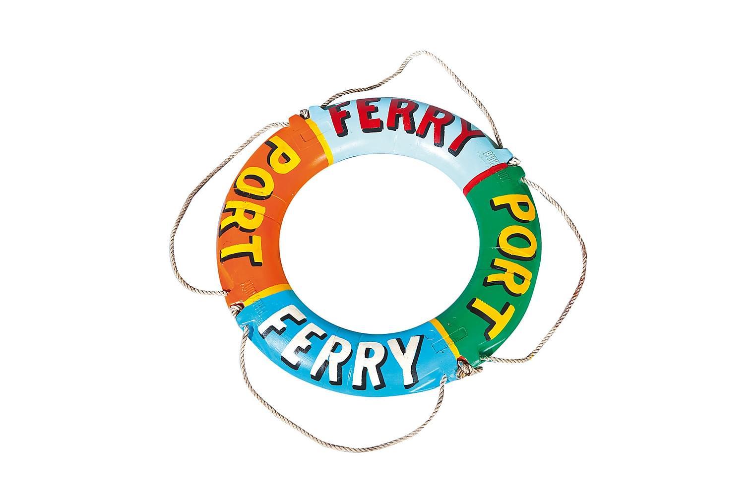 FERRY Livboj Multifärgad