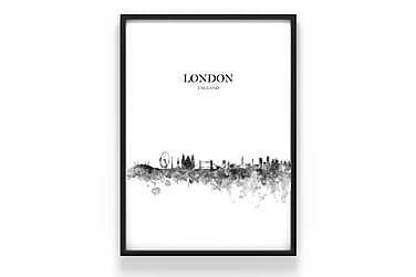 POSTER London 50x70