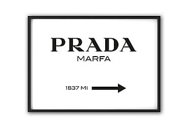 POSTER Prada 50x70