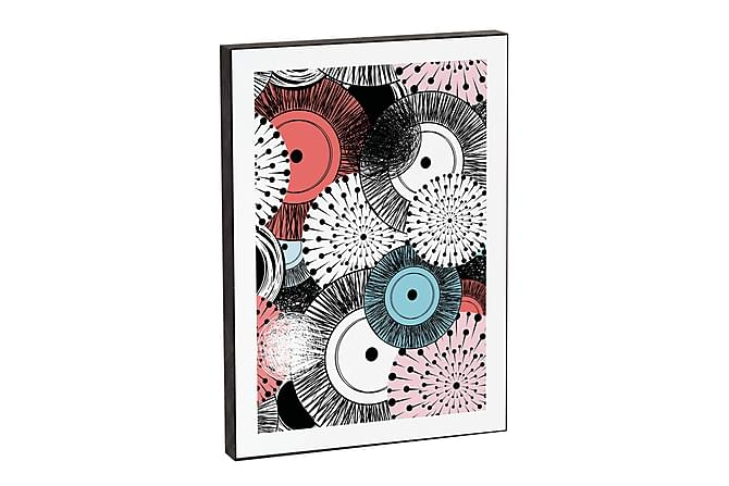 ROBARGE Tavla Cirkler - Inomhus - Inredning - Posters & tavlor