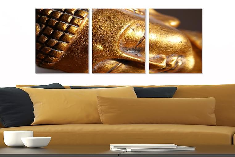 TAVLA Religion 3-pack Flerfärgad 20x50 cm - Möbler & Inredning - Inredning - Posters & tavlor
