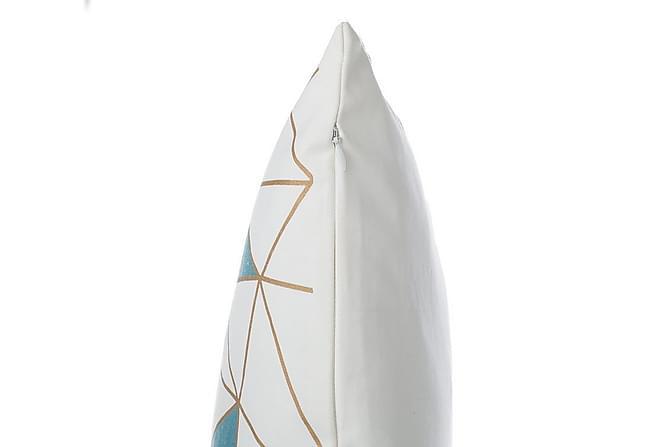 CLARKIA Prydnadskudde 45|45 cm - Möbler & Inredning - Inredning - Prydnadskuddar & filtar