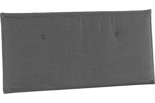 SPOT Sänggavel 140 cm Grå, Prydnadskuddar & filtar thumbnail