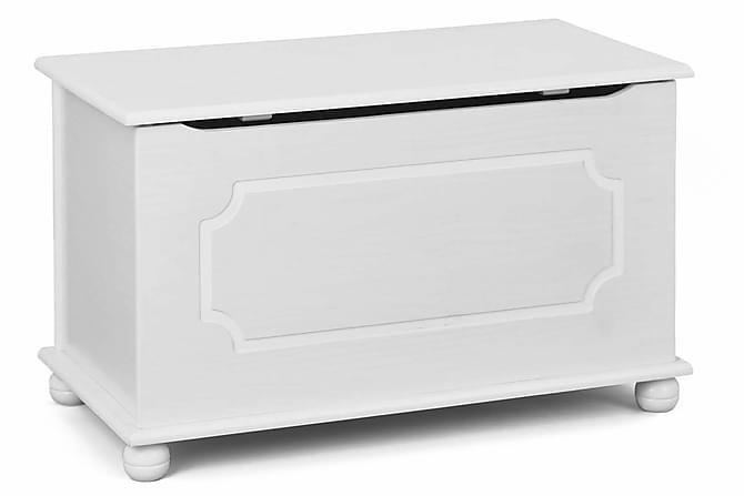 ADITYA Förvaringslåda 89 Vit - Möbler & Inredning - Inredning - Småförvaring