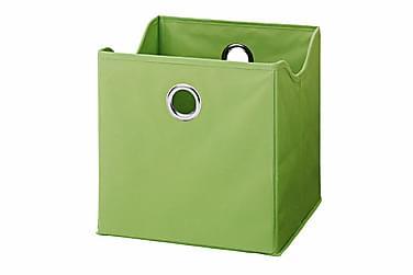 CARACAS Förvaringsbox 9-pack Grön
