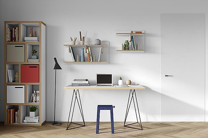 LINNETTE Förvaringslåda 34 Vit - Möbler & Inredning - Inredning - Småförvaring