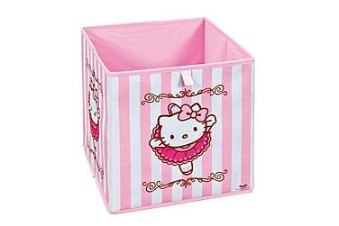 SIA Förvaringslåda 32 Hello Kitty Ballerina Vit/Rosa