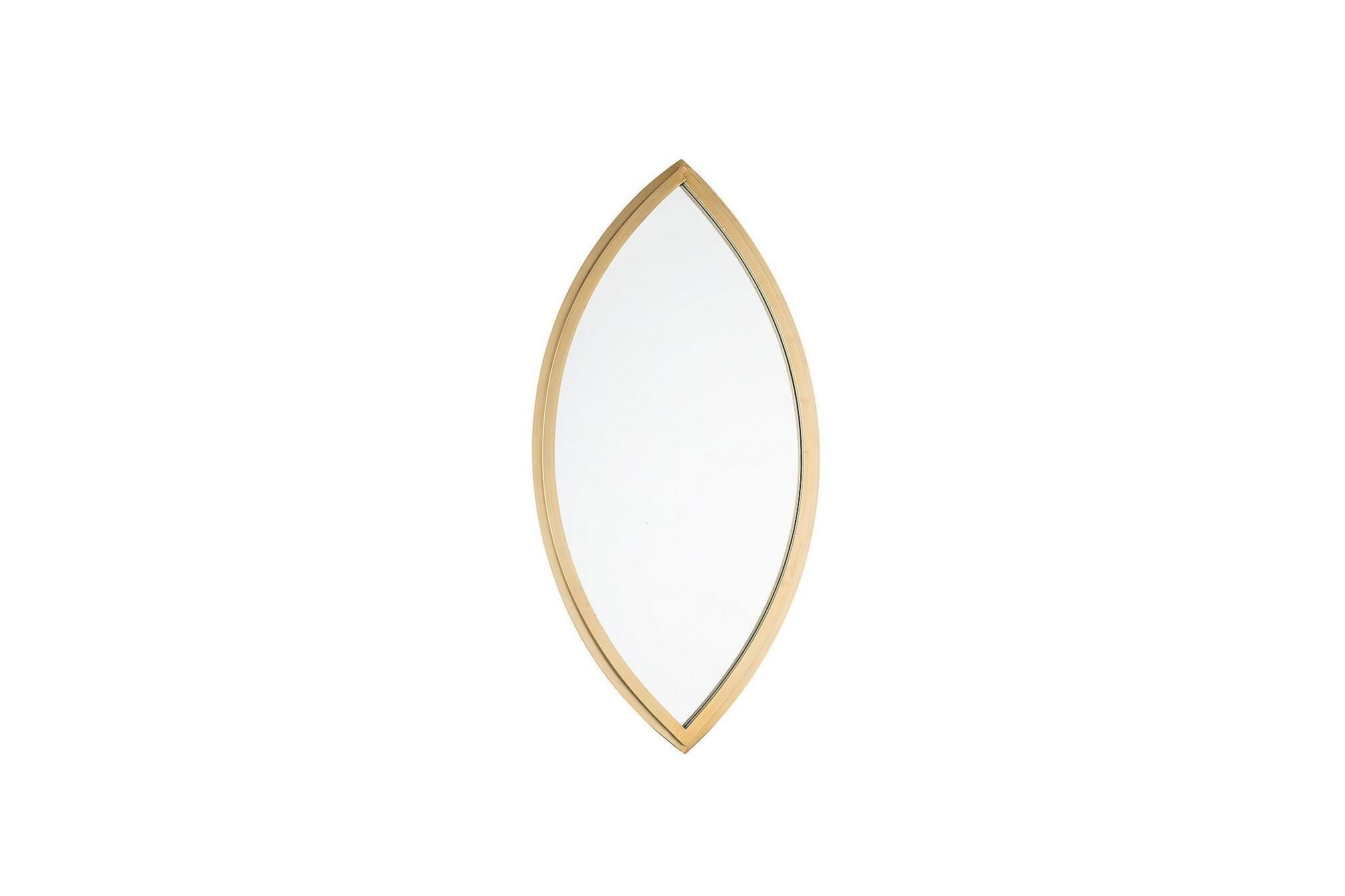 ARIELYZ Spegel 97x51 cm Guld, Speglar