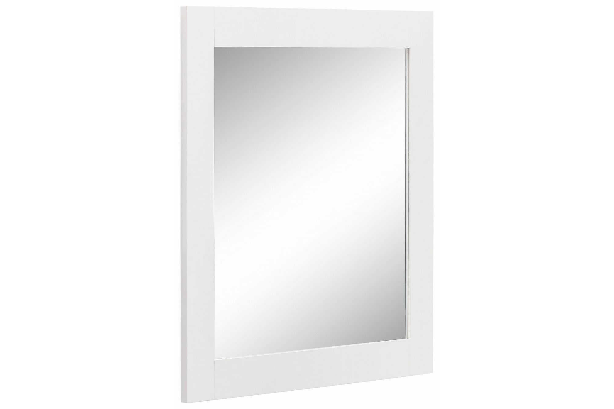 BOOTH Spegel 60 Vit, Speglar