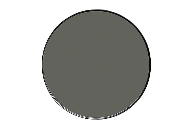 CHARLOIS Spegel 50 Rund Svart - Möbler & Inredning - Inredning - Speglar