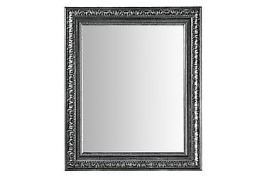 KÅRSTA Spegel Silver