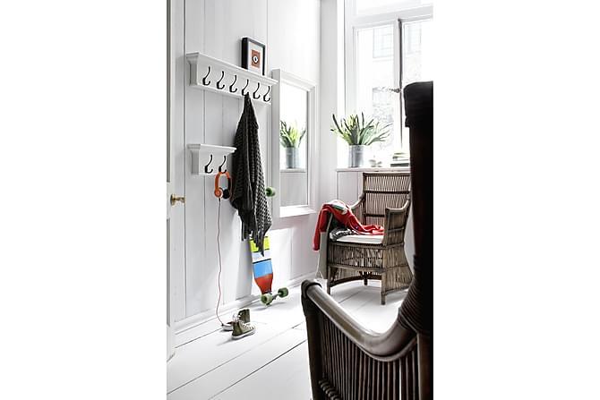 PLATI Spegel Vit - Möbler & Inredning - Inredning - Speglar