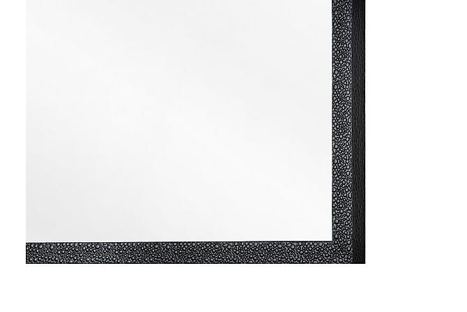 RACHELSON Spegel 60x90 cm Svart - Möbler & Inredning - Inredning - Speglar