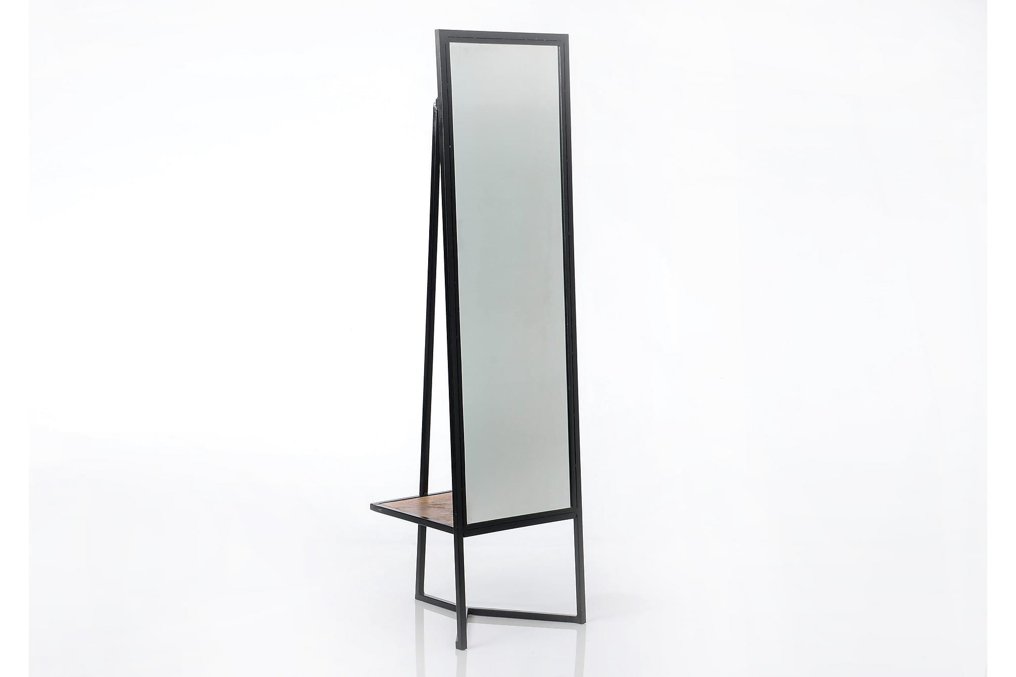 Spegel 170 Svart