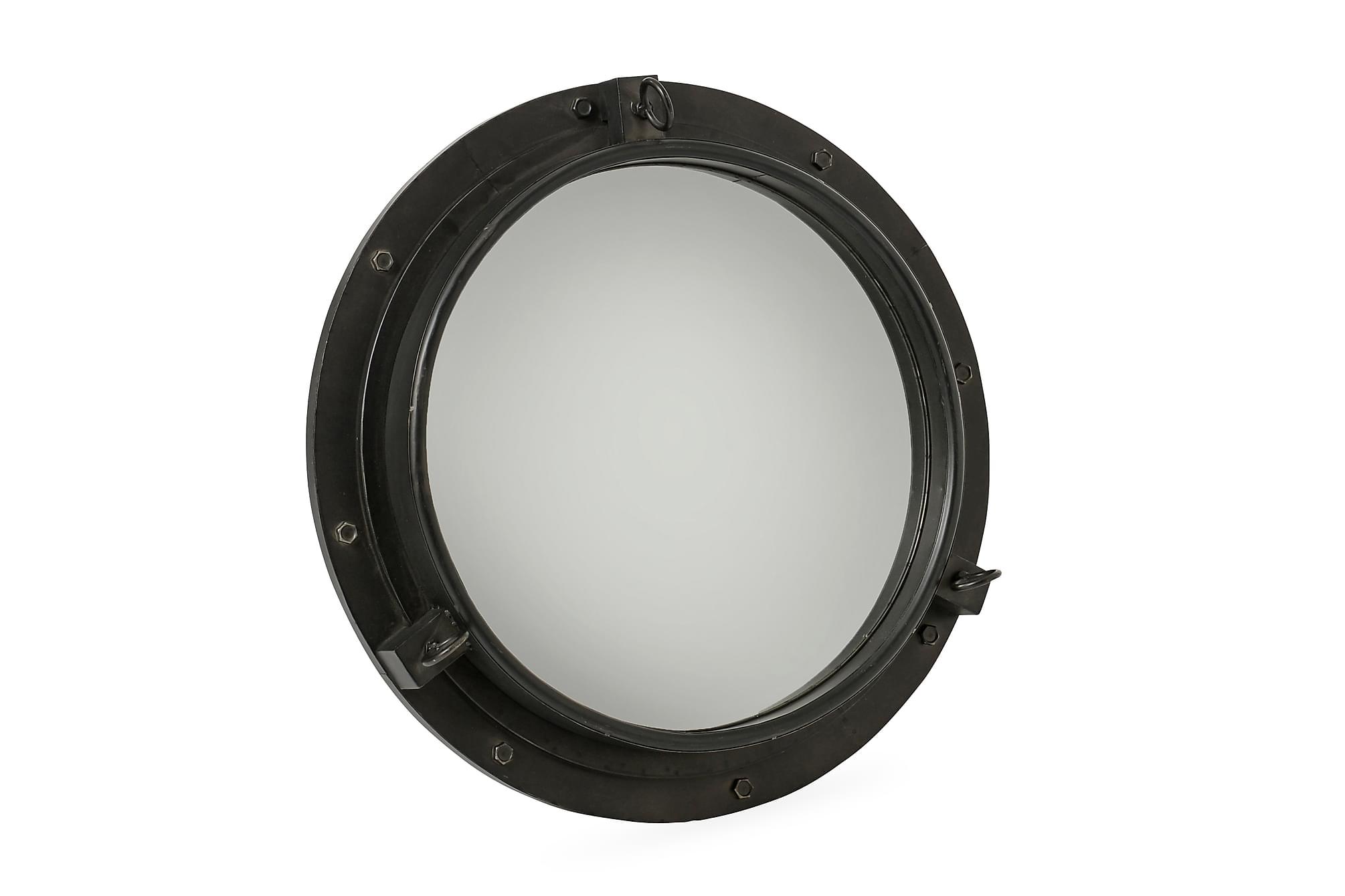 Spegel 76 Svart