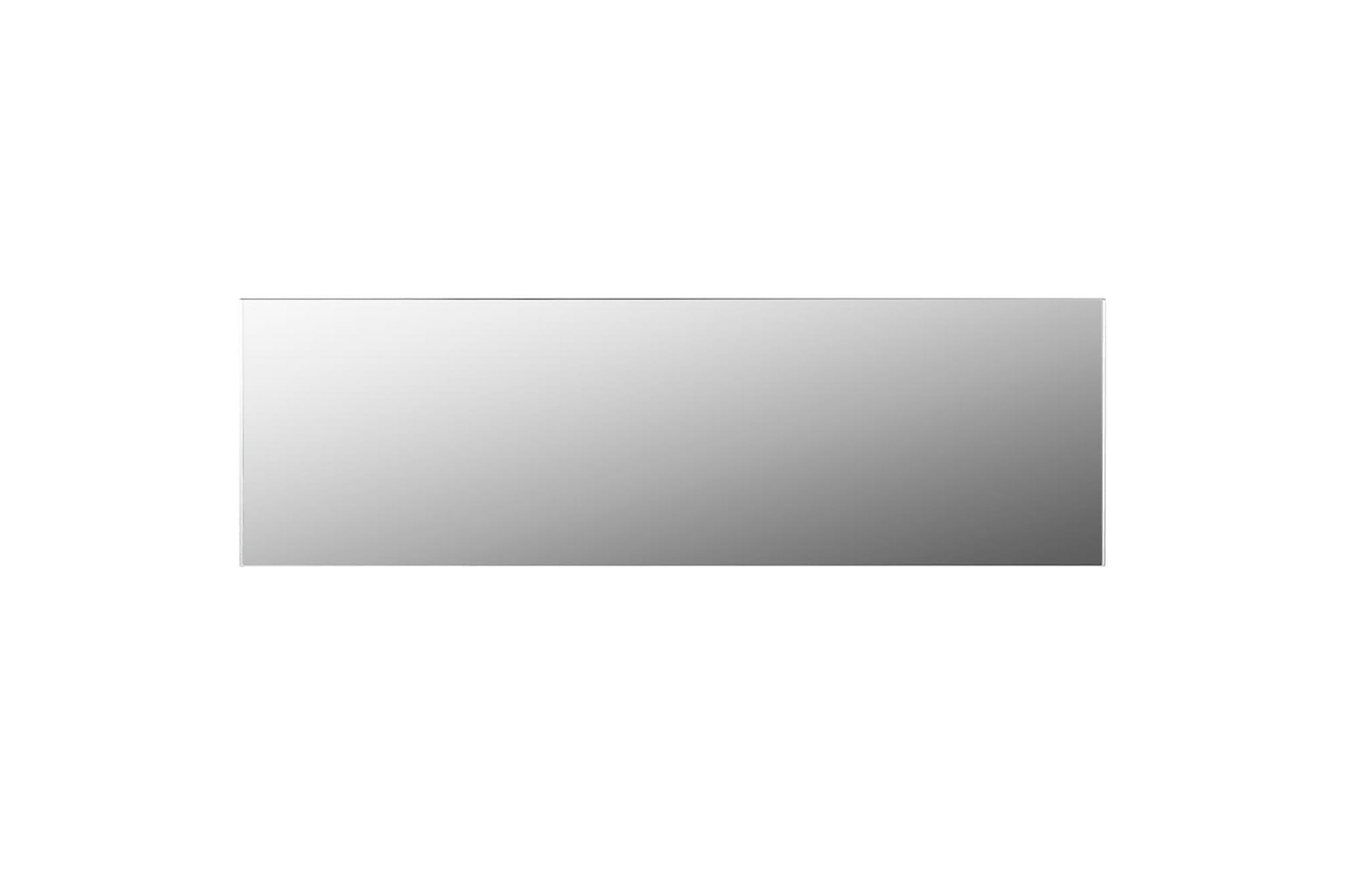 Spegel utan ram 150x50 cm glas