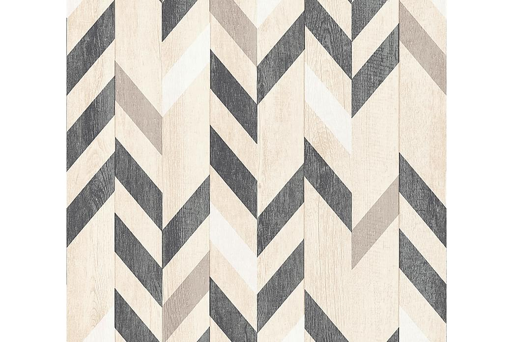 Wood effect Tapet Authentic Walls Ovävd - AS Creation - Möbler & Inredning - Inredning - Tapeter