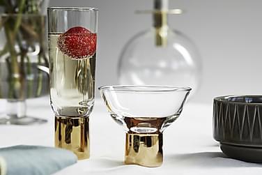 CLUB Cocktail/Dessertglas 2-pack Guld