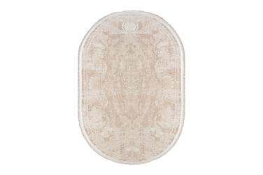 LUIS Matta Oval 160x230 Cream