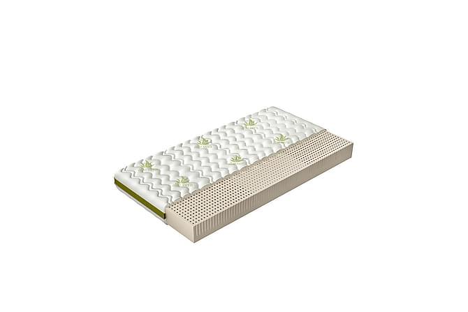 Comfort Madrass 200x140x16 cm - Beige|Vit - Inomhus - Madrasser - Bäddmadrasser