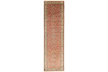 Kashmir äkta silke matta 80x302 Orientalisk, Avlång Matta